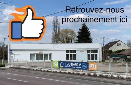 EVOTHERM OUVRE SON ESPACE SHOWROOM